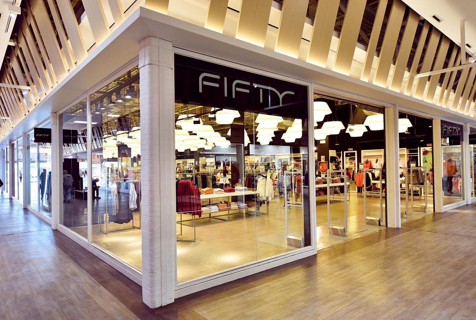 tiendas fifty factory