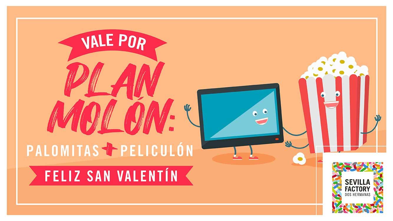 Vale por un plan molón - Sevilla Factory