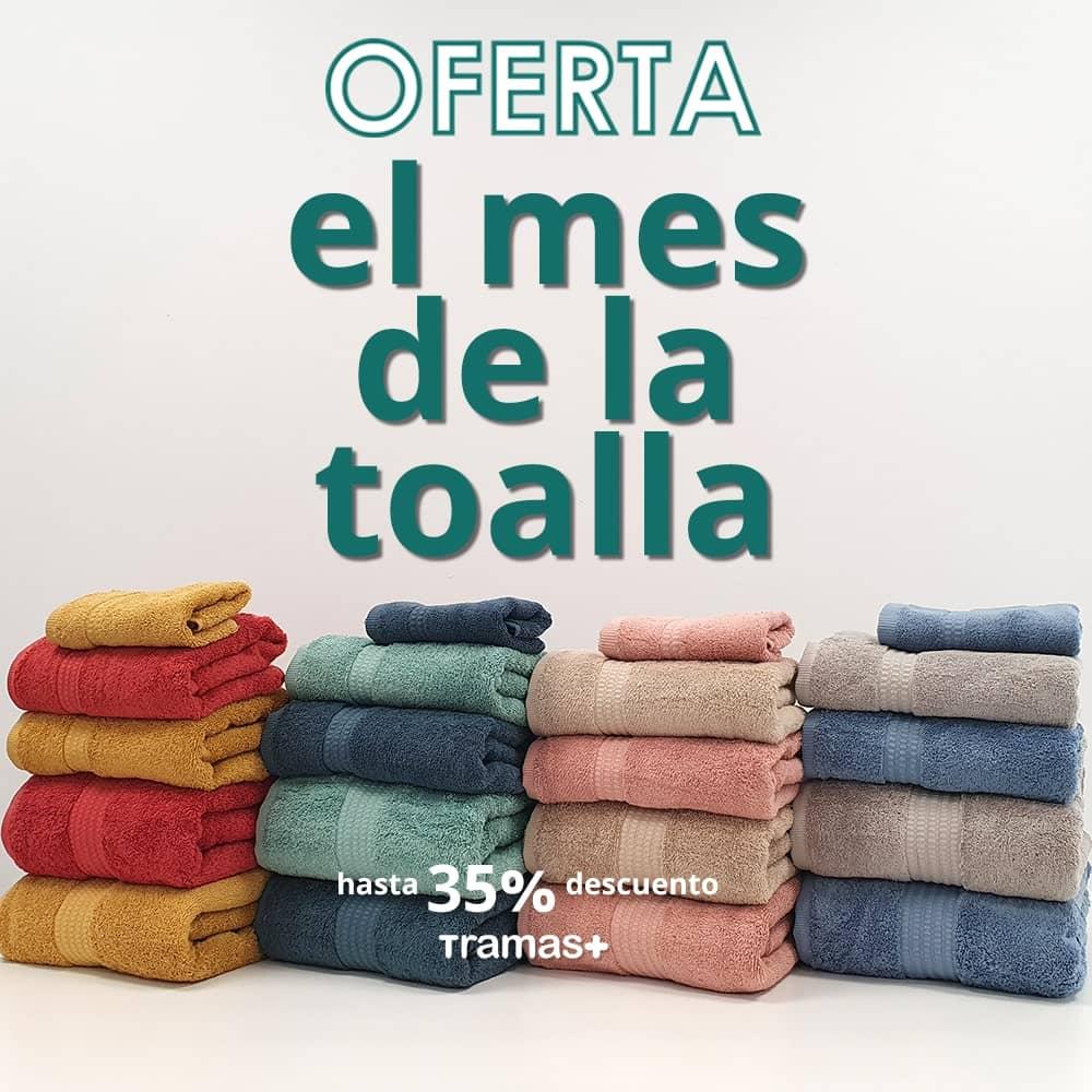 oferta tramas mes de la toalla sevilla factory dos hermanas