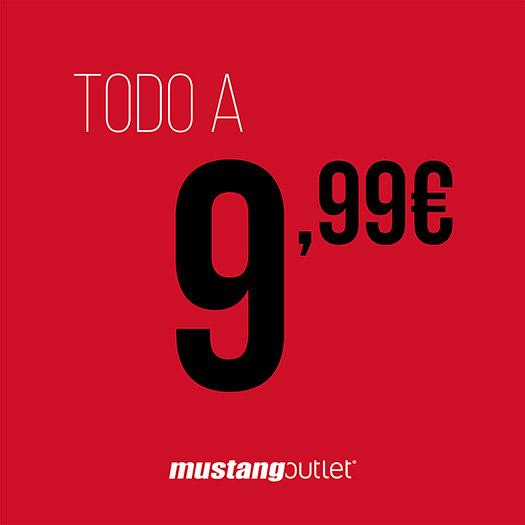 Ofertas Mustang Sevilla Factory