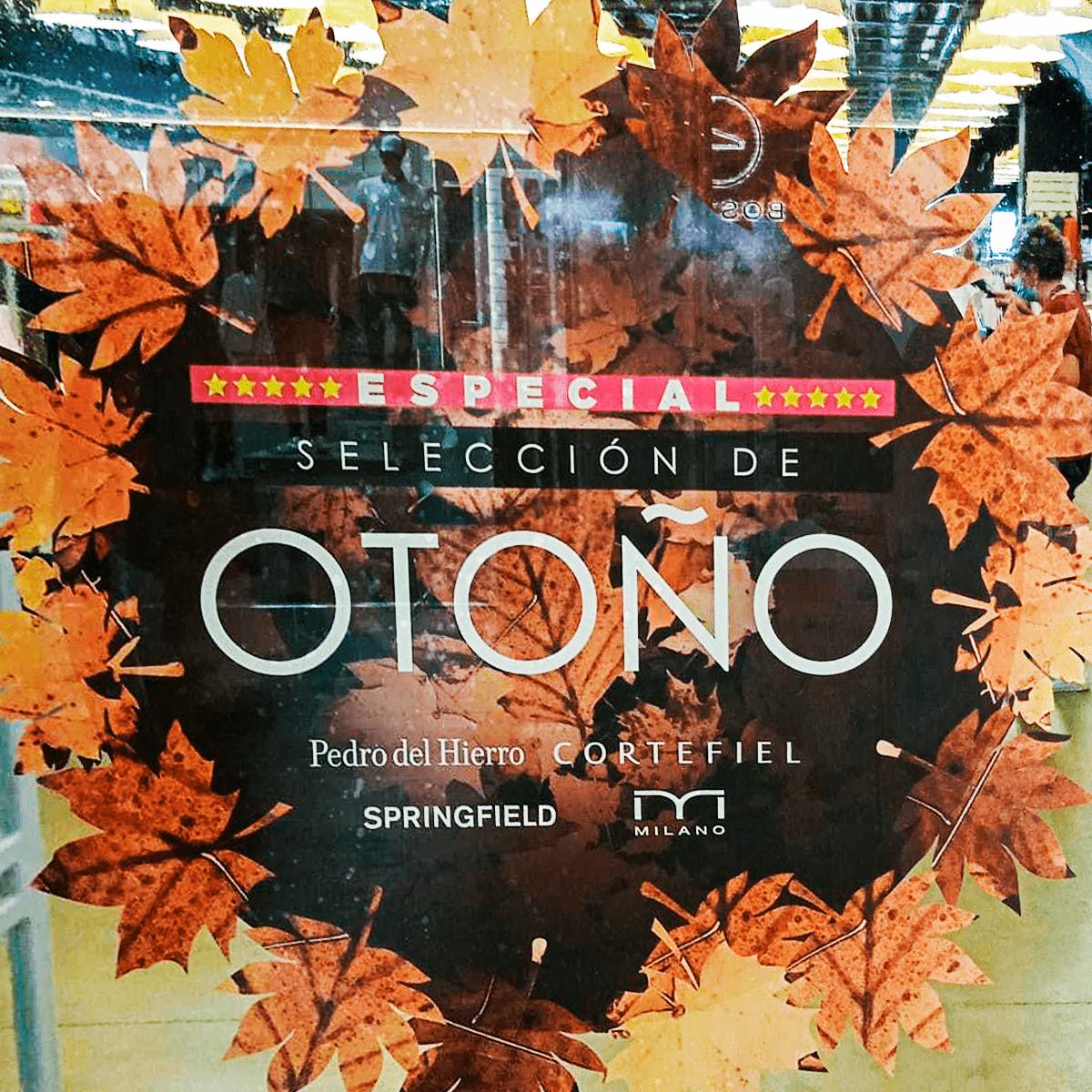 ofertas de otoño en sevilla factory